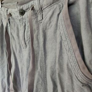 Soft Grey Pants